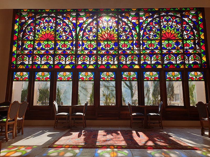 هتل بوتیک اُرُسی؛ تبریز قدیم در قاب جدید